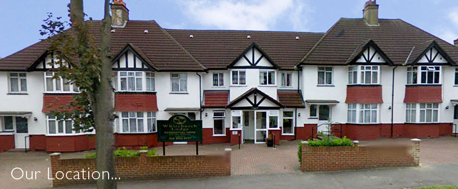 Whitchurch Lodge - residential Care Home